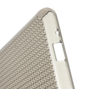 Diamond gélový obal pre mobil Samsung Galaxy J3 (2016) - šedý - 4