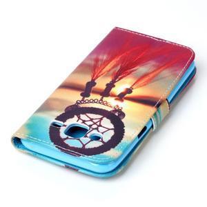 Pictu peňaženkové puzdro pre Samsung Galaxy J5 - dream - 4