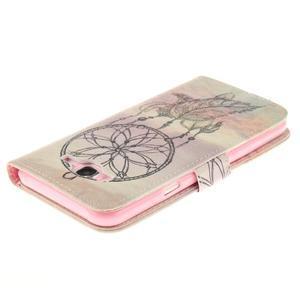 Standy peňaženkové puzdro pre Samsung Galaxy J5 - dream - 4