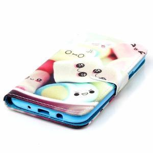 Pictu peněženkové pouzdro na Samsung Galaxy J5 - kokina - 4
