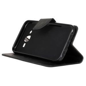 Patt čierne puzdro pre Samsung Galaxy J5 - 4