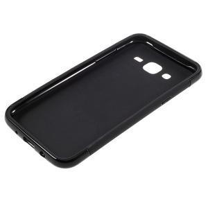 Odolný obal na mobil Samsung Galaxy J5 - černý - 4