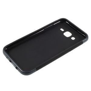 Odolný obal na mobil Samsung Galaxy J5 - tmavěmodrý - 4