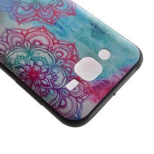 Jelly gelový obal na mobil Samsung Galaxy J5 - mandala - 4