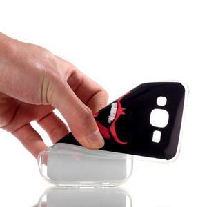 Softy gelový obal na mobil Samsung Galaxy J5 - monstrum - 4