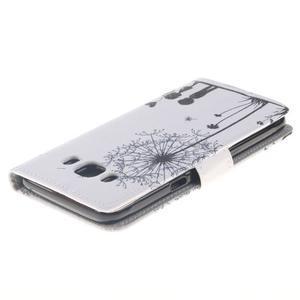Style peňaženkové puzdro pre Samsung Galaxy J5 (2016) - láska - 4