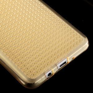 Diamnods gelový obal mobil na Samsung Galaxy J5 (2016) - zlatý - 4