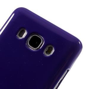 Newsets gelový obal na Samsung Galaxy J5 (2016) - fialový - 4