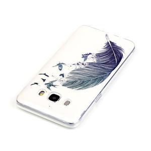 Priehľadný obal pre mobil Samsung Galaxy J5 (2016) - pierko - 4
