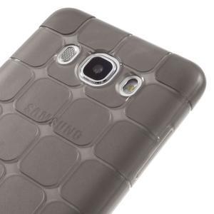 Cube gelový obal na Samsung Galaxy J5 (2016) - šedý - 4