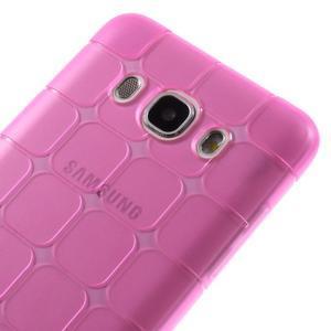 Cube gélový obal pre Samsung Galaxy J5 (2016) - rose - 4