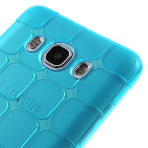 Cube gelový obal na Samsung Galaxy J5 (2016) - modrý - 4