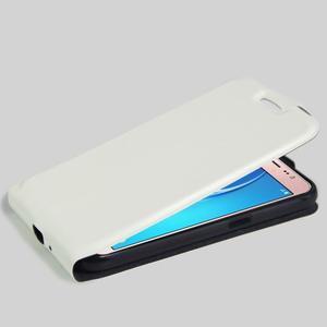 Flipové puzdro pre mobil Samsung Galaxy J5 (2016) - biele - 4