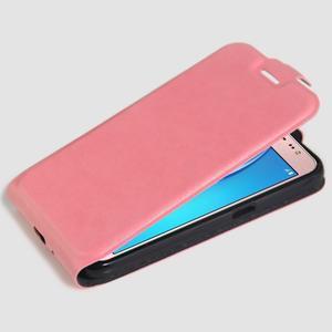 Flipové puzdro pre mobil Samsung Galaxy J5 (2016) - ružové - 4