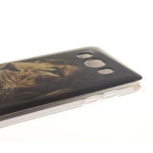 Gelový obal na mobil Samsung Galaxy J5 (2016) - lev - 4