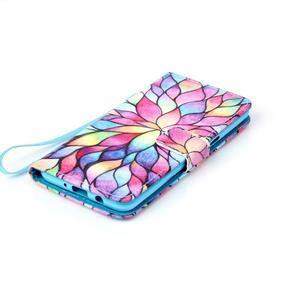 Etny puzdro pre mobil Samsung Galaxy J5 (2016) - farebné kvety - 4