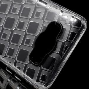 Square gélový obal pre Samsung Galaxy J5 (2016) - transparentný - 4