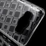 Square gelový obal na Samsung Galaxy J5 (2016) - transparentní - 4/5