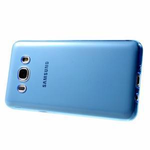 Ultratenký slim gelový obal na Samsung Galaxy J5 (2016) - modrý - 4