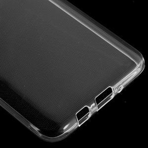 Transparentný gélový obal pre mobil Samsung Galaxy J5 (2016) - 4