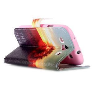 Emotive peňaženkové puzdro pre Samsung Galaxy S3 - východ slnka - 4