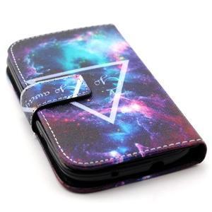 Knížkové pouzdro na mobil Samsung Galaxy S3 - triagl - 4