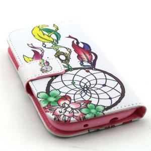 Knížkové puzdro pre mobil Samsung Galaxy S3 - snívanie - 4
