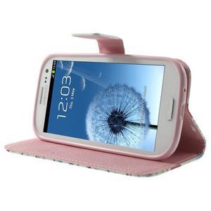 Funy puzdro pre mobil Samsung Galaxy S3 - disky - 4