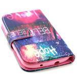 Knížkové puzdro pre mobil Samsung Galaxy S3 - believe - 4/7