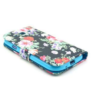 Pictu puzdro pre mobil Samsung Galaxy S3 - kvety - 4