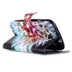 Emotive peněženkové pouzdro na Samsung Galaxy S3 - odkvetlá pampeliška - 4