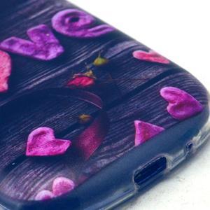 Gloss gelový kryt na Samsung Galaxy S3 mini - love - 4