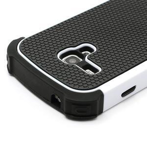 Outdoor odolný obal pre mobil Samsung Galaxy S3 mini - biely - 4