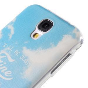 Ultratenký slim gélový obal pre Samsung Galaxy S4 - Fine - 4