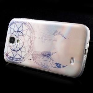Slim gelový obal na mobil Samsung Galaxy S4 - dream - 4