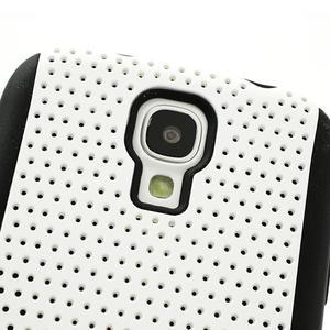 Odolný obal na mobil Samsung Galaxy S4 - bílý - 4