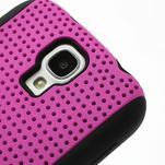 Odolný obal pre mobil Samsung Galaxy S4 - rose - 4/6
