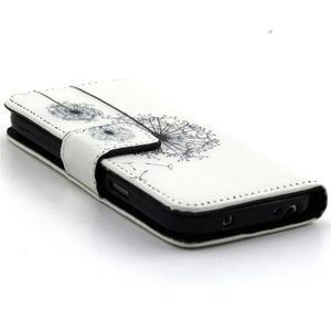 Puzdro na mobil Samsung Galaxy S4 mini - odkvetlé pampelišky - 4