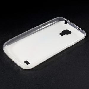 Gélový obal pre mobil Samsung Galaxy S4 mini - pierko - 4