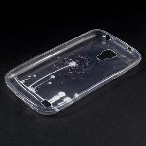 Gélový obal pre mobil Samsung Galaxy S4 mini - láska - 4