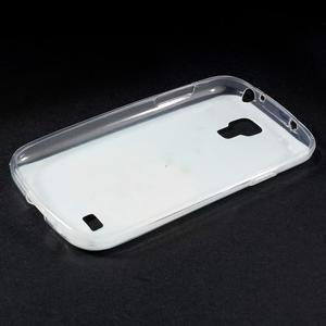 Gélový obal pre mobil Samsung Galaxy S4 mini - púpava - 4