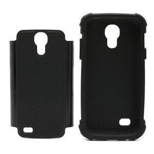 Extreme odolný kryt na mobil Samsung Galaxy S4 mini - černý - 4