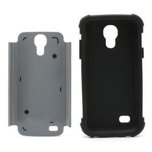 Extreme odolný kryt pre mobil Samsung Galaxy S4 mini - šedý - 4