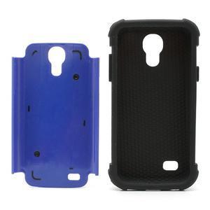 Extreme odolný kryt pre mobil Samsung Galaxy S4 mini - modrý - 4