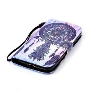 Diary peňaženkové puzdro pre mobil Samsung Galaxy S4 mini - dream - 4