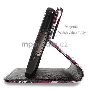Ochranné pouzdro na mobil Samsung Galaxy S5 - motýlci - 4