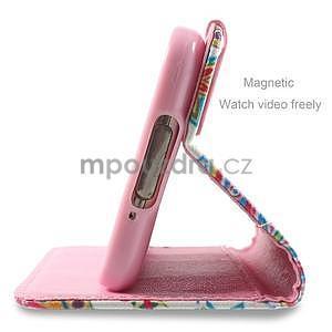 Ochranné puzdro pre mobil Samsung Galaxy S5 - mandala - 4