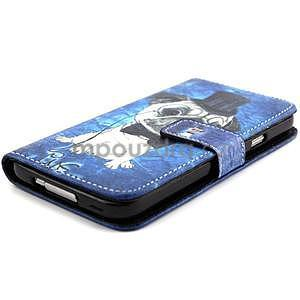 Puzdro pre mobil Samsung Galaxy S5 - mops - 4