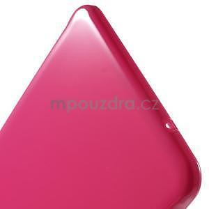 Gélový obal na tablet Samsung Galaxy Tab E 9.6 - rose - 4