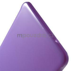 Gélový obal na tablet Samsung Galaxy Tab E 9.6 - fialový - 4
